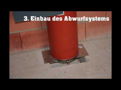 Gut bekannt Wäscheabwurf / Wäscheabwurfschacht selber bauen - Anleitung - YouTube ZG08
