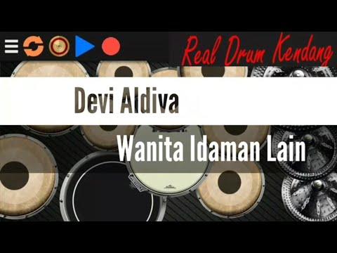 Devi Aldiva - Wanita Idaman Lain versi Real Drum Kendang