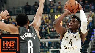 Brooklyn Nets vs Indiana Pacers Full Game Highlights | 10.20.2018, NBA Season