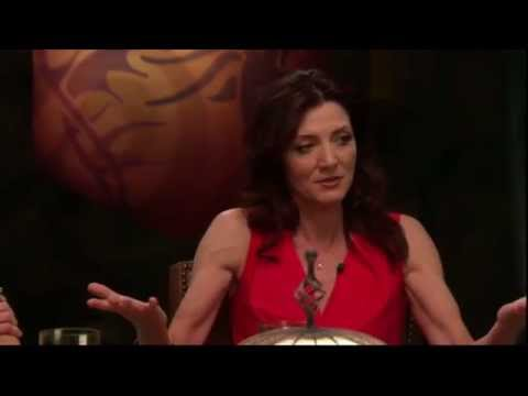 Michelle Fairley has biceps!
