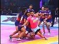 Pro Kabaddi 2018 Highlights | Dabang Delhi vs Jaipur Pink Panthers | Hindi