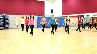 Simple As Can Be - Line Dance (Dance & Teach in English & 中文)