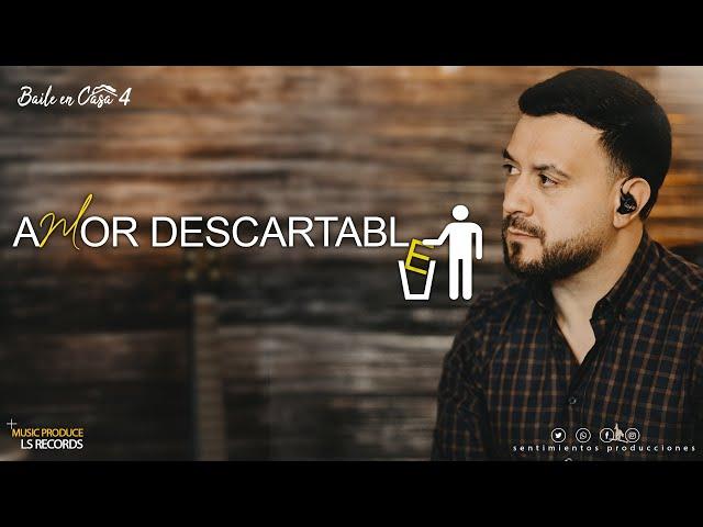 Lucas Sugo - Amor descartable (EP Baile en casa)
