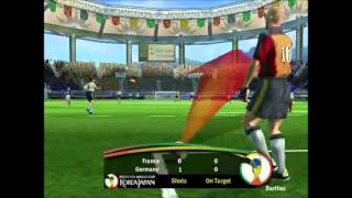 Fifa World Cup 2002 (Video Game) - PC Gameplay