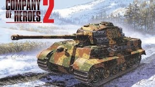 Company of Heroes 2 - Best Game Ever? Hans(OKW) vs OMGPOP(USA Rank#1)