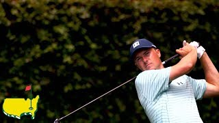 Spieth in Search of Masters Magic