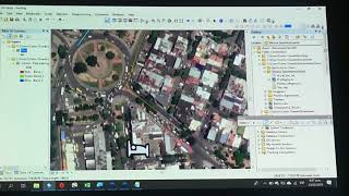 Georeferenciacion arcgis