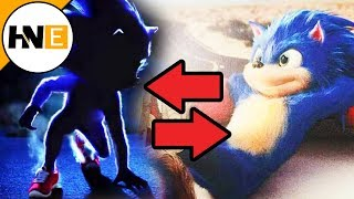 Early Sonic the Hedgehog Movie Design & More Changes Revealed