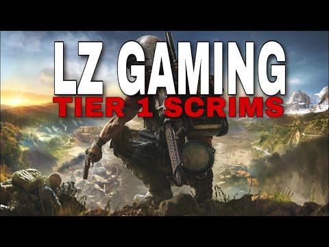 LZ GAMING T1 SCRIM