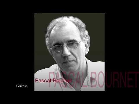 Chaconne JS BACH (Pascal Bournet: guitar)