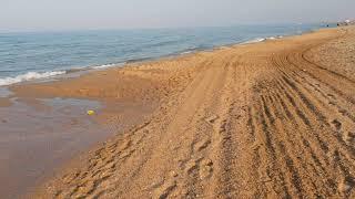 Состояние моря УТРО 6.30 - 11.07.2018 АНАПА - ВИТЯЗЕВО - ДЖЕМЕТЕ