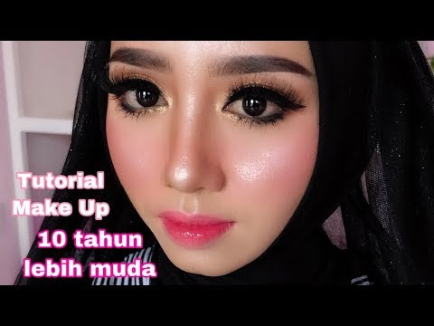 Tutorial Makeup 10 tahun lebih muda👻 #vlogjobprewedding11 | by Rindy nella krisna