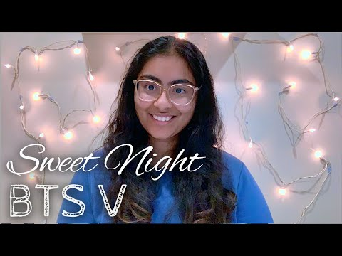 BTS V - Sweet Night (Itaewon Class OST Part. 12) | Female Vocal Cover