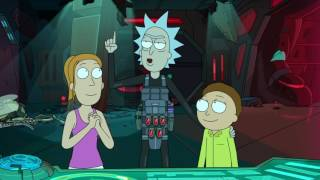 Rick and Morty Funny moments season 3 episode 1