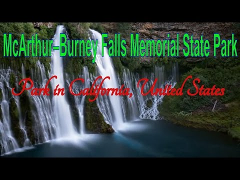 Visiting McArthur–Burney Falls Memorial State Park, California, United States - best Waterfall