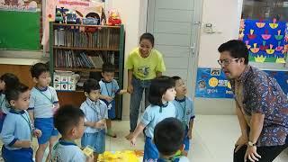 Kegiatan Bahasa Inggris Kelas Playgroup