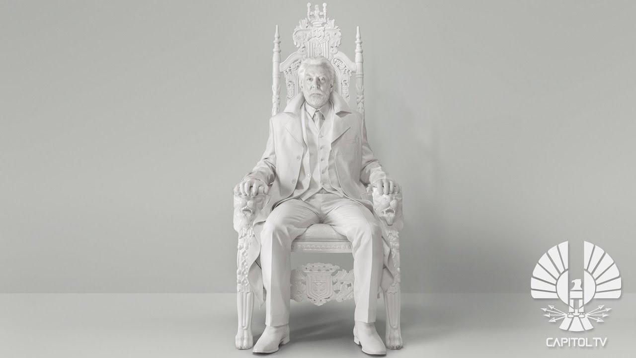 "Download President Snow's Panem Address #1 - ""Together as One"" (4K)"