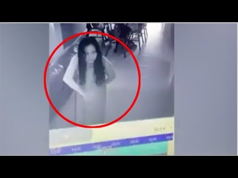 5 Most Disturbing GHOST Footage Caught On Camera For HALLOWEEN