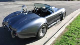 1965 AC Arntz Cobra For Sale Walkaround Video