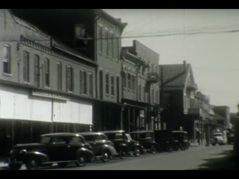 Red Bud, IL - Circa 1940