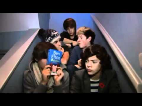 The X Factor - One Direction: Video Diary 7 - YouTube