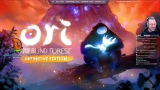 Ori and the Blind Forest w/Sabaku, Blind Run #1