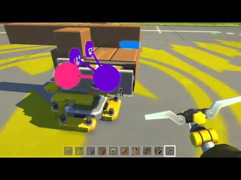 Let's (Scientifically) Replicate, Part 1, Molecular Mechanical Computing Systems & Scrap Mechanic