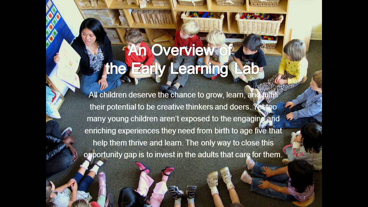 Enriching Early Childhood Experiences >> Webinar Technology For Family Engagement In Early Learning Settings