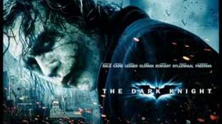 The Dark Knight Soundtrack ' WHY SO SERIOUS? '