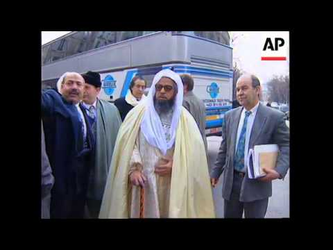 FRANCE: ISLAMIC LEADERS DENOUNCE MUSLIM EXTREMISTS
