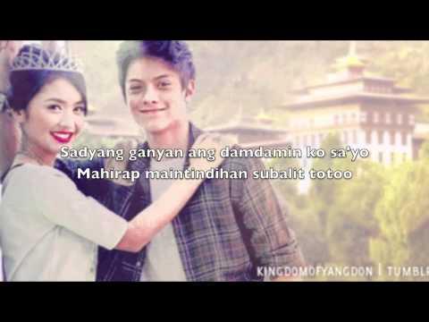 Mula Noon, Hanggang Ngayon by Kathryn Bernardo with Lyrics (Princess and I OST)