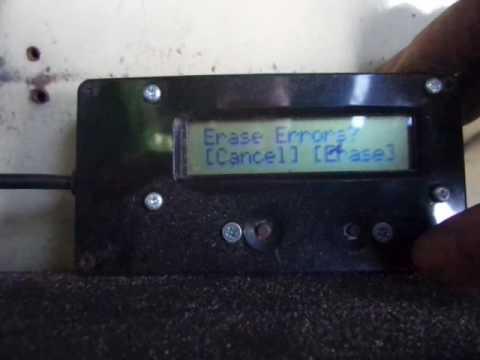 Eberspacher Fault code EEPROM tool