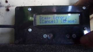 видео Коды ошибок отопителей Eberspacher