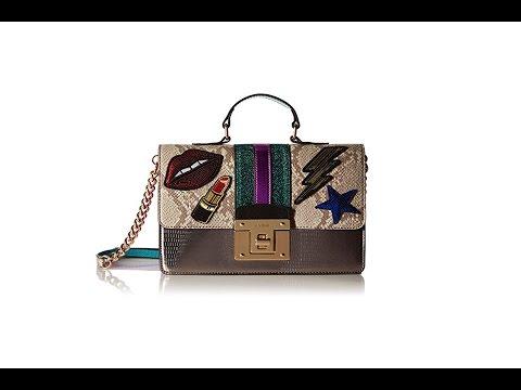 d85367afca0 Aldo Ciaxe Top Handle Handbag - YouTube