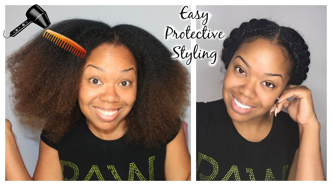 How To Style Stretched Natural Hair Sbiroregon Org