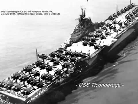 All US Aircraft Carriers