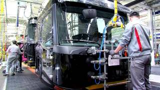 Manufacturing motivated by reliability - New Range - Renault Trucks