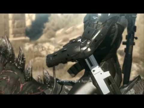 Metal Gear Solid V: The Phantom Pain - Mission 1 (Raiden)