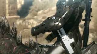 Metal Gear Solid V The Phantom Pain - Mission 1 Raiden