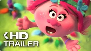 TROLLS Trailer 3 (2016)