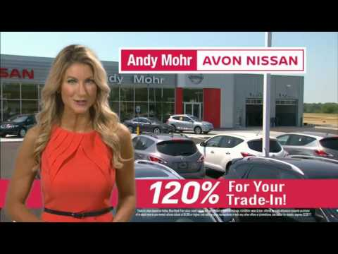 andy mohr avon nissan february 2017 tv commercial youtube. Black Bedroom Furniture Sets. Home Design Ideas