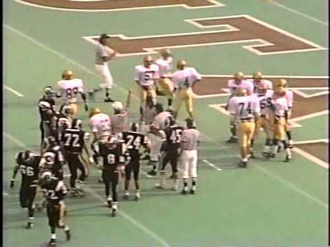 Skyline High School vs. Highland Utah Football - 1990 State Championship