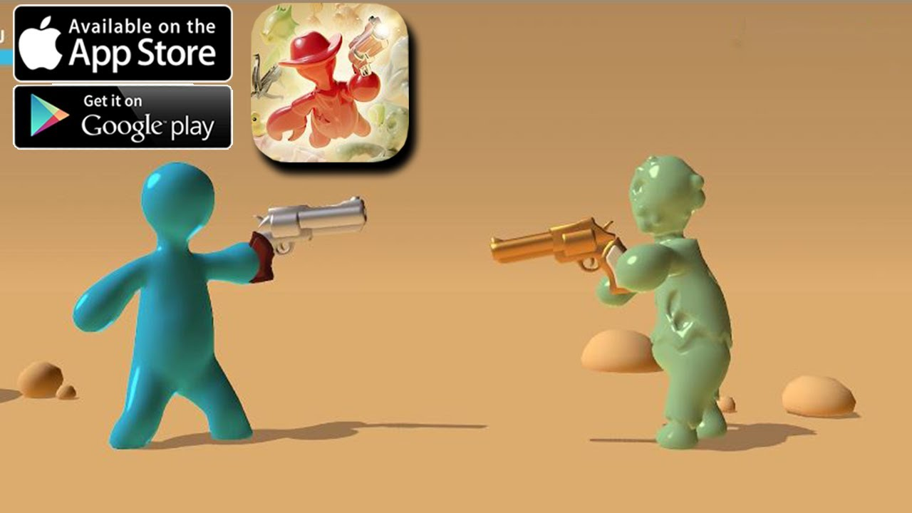 Gumslinger Gameplay (Duel Shooting Game) - Android / iOS - YouTube