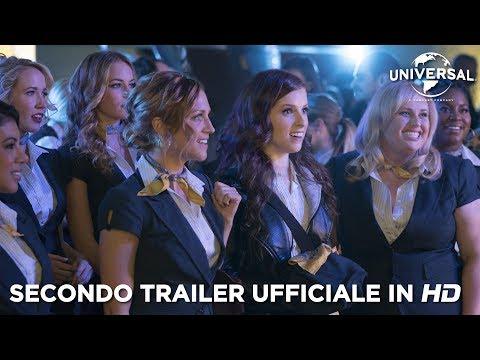 PITCH PERFECT 3 - Secondo trailer italiano ufficiale