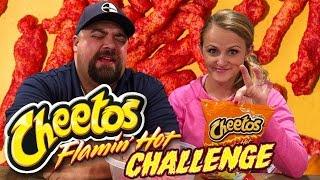 Cheetos Challenge