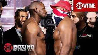 It's SHOWTIME: Whyte vs. Chisora II | SHOWTIME