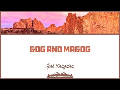 Rob Congdon: Gog and Magog