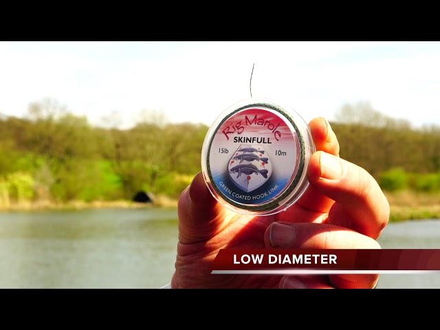 Rig Marole - Skinfull Hooklink - Carp Fishing