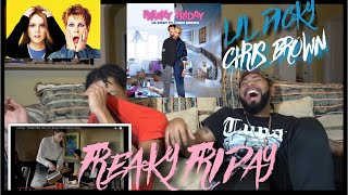 Lil Dicky - Freaky Friday feat. Chris Brown  | FVO Reaction
