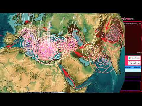 9/24/2017 -- Global Earthquake Forecast -- Pacific , USA, Europe, Asia be on watch -- New large EQs